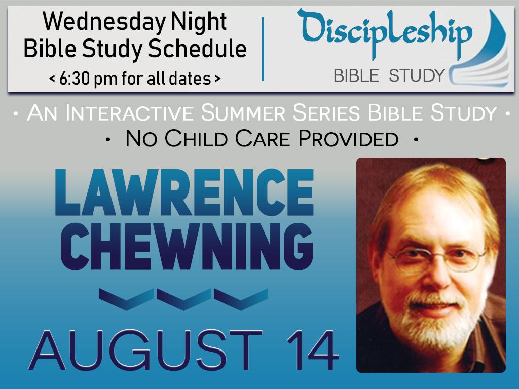 Abundant Life Church | Discipleship Bible Study